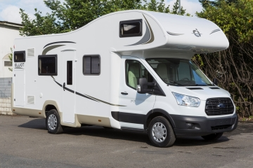 Caravans International Elliot 98 2017 6-osobowy