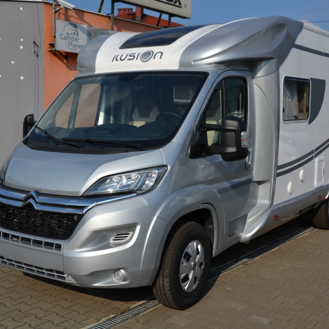 ILUSION XMK 650 H 2019 5-osobowy